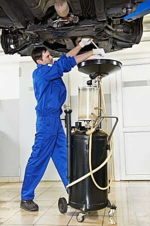 synthetic blend motor oil springfield il